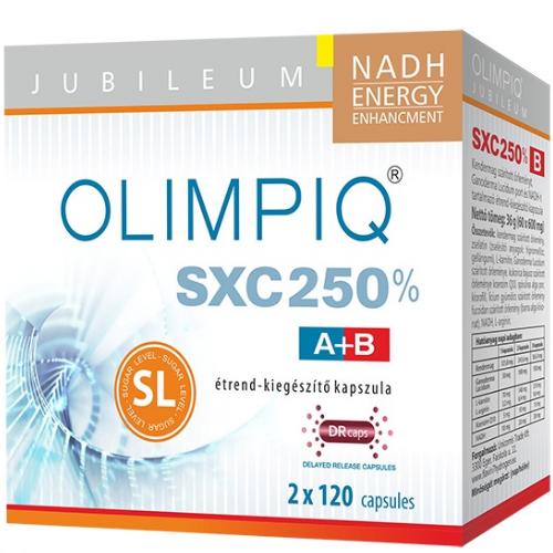 Olimpiq Jubileum SXC SL 250% 120/120