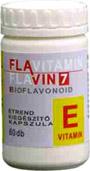 Vitamina E 60 capsule