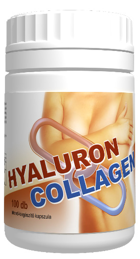 Hyaluron Collagen 100 capsule